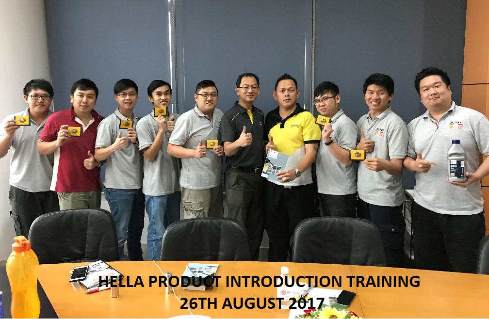 Training – Hella Products