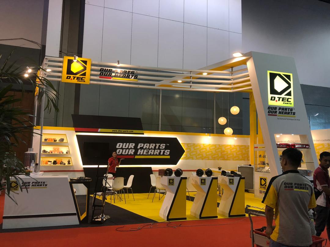 MALAYSIA COMMERCIAL VEHICLE EXHIBITION 2019